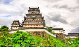Himeji Castle in Japan Stock Images