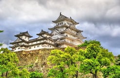 Himeji Castle in Japan Royalty Free Stock Photos