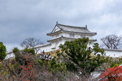 Himeji Castle in Japan Royalty Free Stock Images