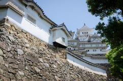 Himeji castle. In kansai japan stock images