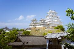 Himeji castle. In kansai japan Royalty Free Stock Image