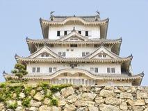 Himeji Castle main building Stock Image