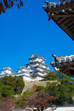 Himeji Castle in Osaka Royalty Free Stock Photography