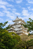 Himeji castle ; The world cultural heritage Stock Image