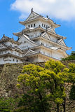 Himeji castle ; The world cultural heritage Royalty Free Stock Photo