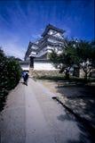 Himeji-jō Japan Arkivfoto
