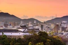 Himeji Japan Cityscape Stock Images