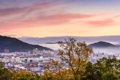 Himeji, Japan. Royalty Free Stock Photography