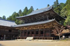 Himeji, Japonia obrazy royalty free