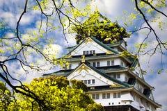 Himeji kasztel, Kansai, Japonia zdjęcie stock