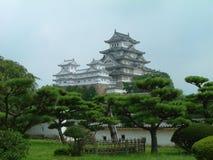 Himeji kasztelu ogród Obraz Royalty Free