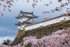 Himeji-Schloss Stockbild