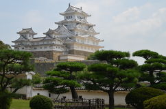 Himeji-Schloss Japan Lizenzfreie Stockbilder