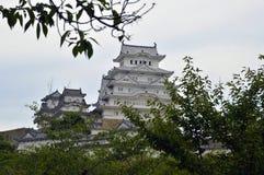 Himeji slott Royaltyfri Bild