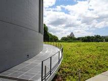 """Himeji-Stadt-Museum von Literatur å§ """"è·¯æ- ‡ å¦é¤¨ Stockbild"""
