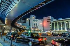 Himeji-Station Lizenzfreies Stockfoto