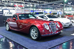 himiko samochodowy mitsuoka Zdjęcie Royalty Free
