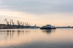 Himki-Stadt, Moskau-Region Lizenzfreies Stockfoto