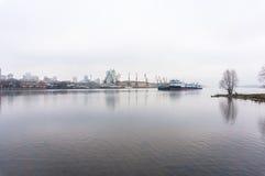 Himkistad, het gebied van Moskou Royalty-vrije Stock Foto