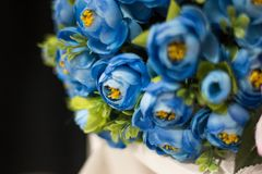 Himla- blomma royaltyfria foton