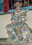 Himla- linjal Virudhaka med ett svärd Royaltyfria Foton