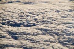Himlen i morgonen Arkivfoton