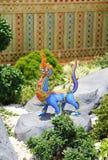 himmapan zwierzę statua Fotografia Stock