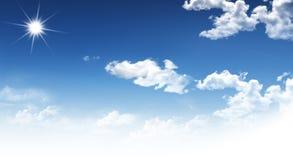 Himmel stock abbildung