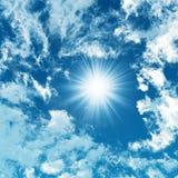 Himmel Fotografering för Bildbyråer