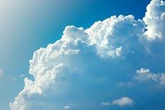 Himmel Arkivfoto