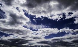 himmel Royaltyfria Foton