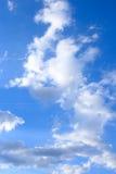 himmel arkivbild