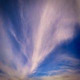 Himmel 90 Stockfotografie