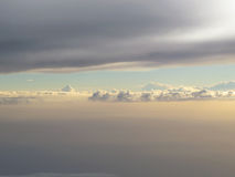 himmel Stockbild