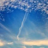 Himmel 199 Stockfotografie