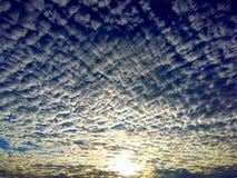 himmel Royaltyfri Foto