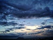 himmel arkivbilder