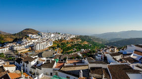 Himmel auf Erde, Andalucía Stockfotografie