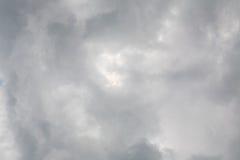 Himmel bewölkt blauen Himmel mit Wolke Lizenzfreie Stockfotografie