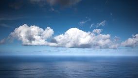 Himmel bewölkt Hintergrund lizenzfreie stockbilder