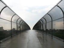 Himmel-Brücke - horizontal Lizenzfreie Stockbilder