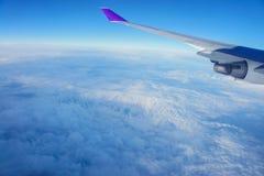 Himmel-Fläche Lizenzfreie Stockbilder