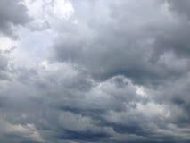 Himmel, Himmelhintergrund Lizenzfreie Stockfotografie