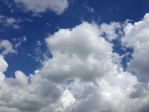 Himmel, Himmelhintergrund Lizenzfreie Stockfotos