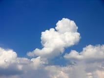 Himmel-Hintergrund Lizenzfreies Stockfoto