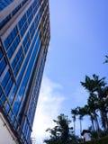 Himmel i staden Fotografering för Bildbyråer