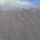 Himmel i stranden Royaltyfri Bild