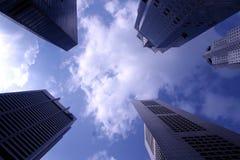 Himmel ist die Begrenzung lizenzfreie stockbilder