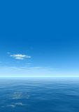 Himmel-Meer Stockbilder