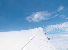Himmel mit Flächen Lizenzfreies Stockbild